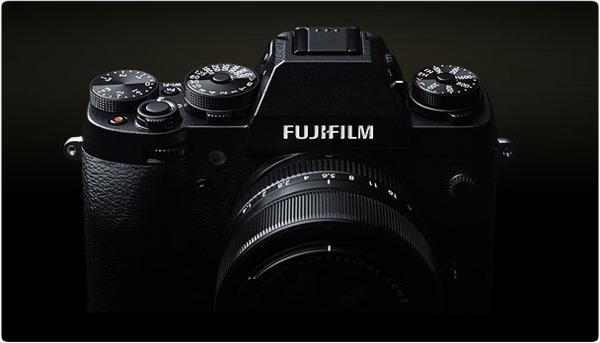 Fujifilm Exposes Their Latest X-Series Camera