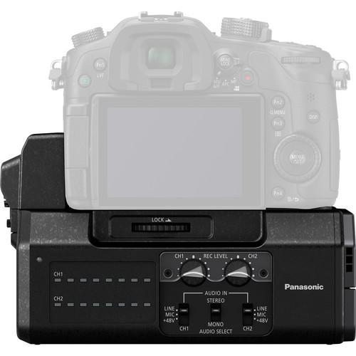 Panasonic YAGH Interface