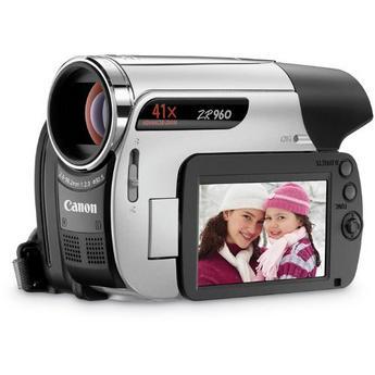 Canon ZR960 MiniDV Camcorder