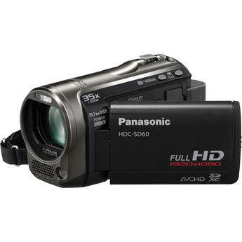 Panasonic HDC-SD60 HD Camcorder