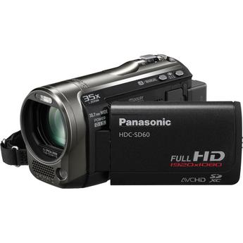 Panasonic HDC-SD60 HD Camcorder