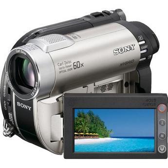 Sony DCR-DVD650 DVD Handycam Camcorder