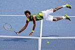 Gael Monfils, US Open, photo © 2011 Chris Nicholson