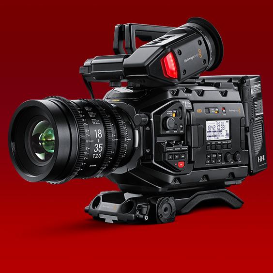 Blackmagic Design Ursa Mini Pro 4 6k G2 Cineursamupro46kg2 B H