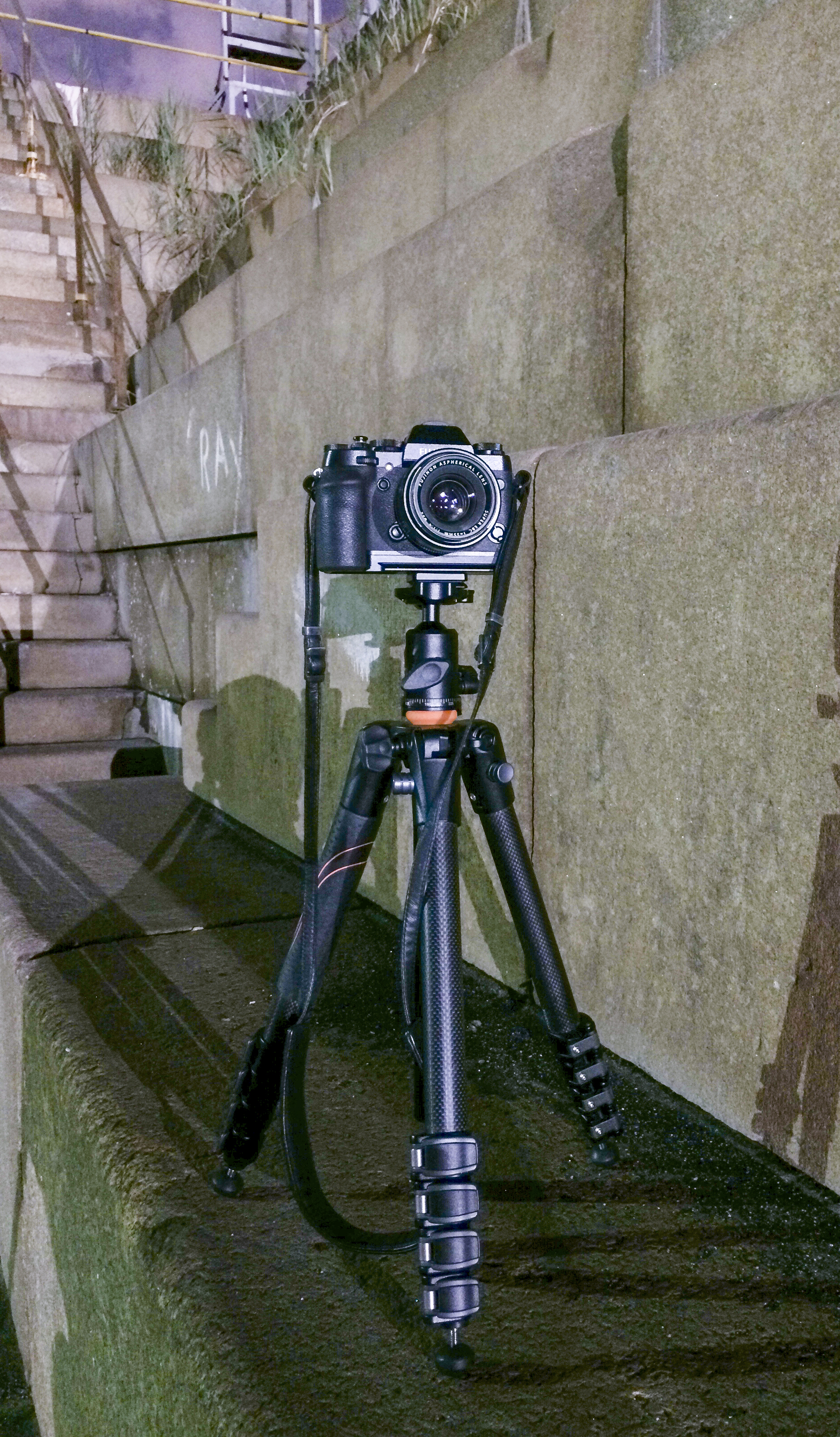 The Vanguard Veo265cb Carbon Fiber Tripod At Navy Yard Bh Explora Veo 265cb Ships Have Come And Gone Over Years Stand Very Spot Where One Of First Photographs In New York City Was Ever Taken Is A Wonderful