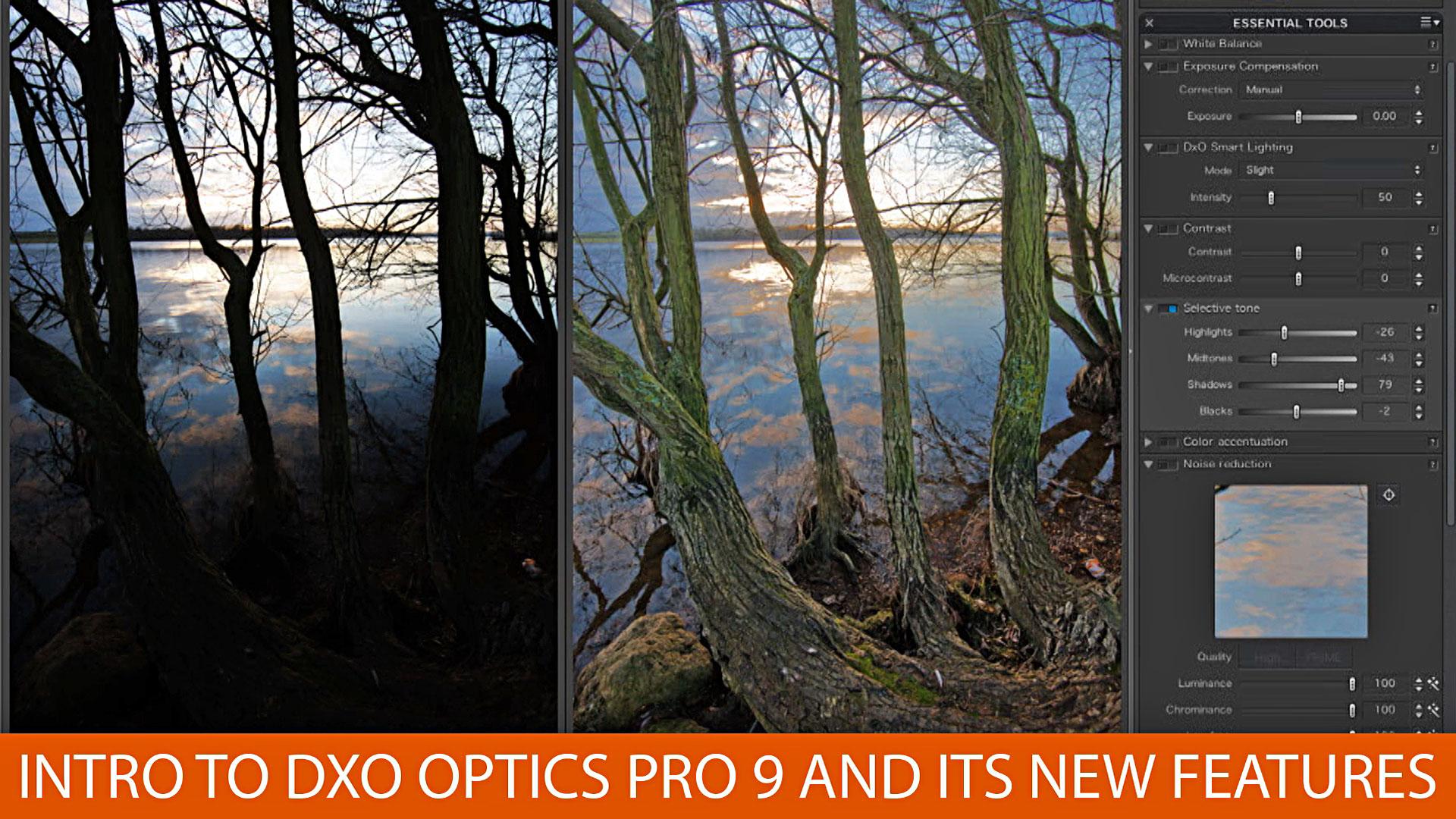 Dxo Optics Pro 9 Free