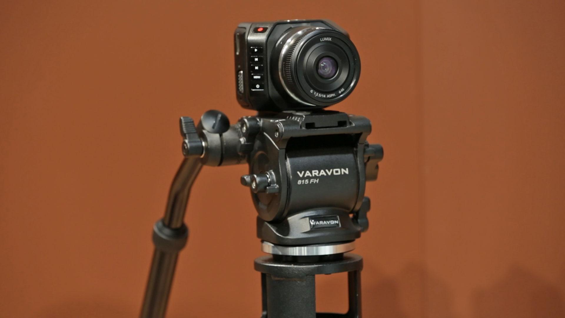 NAB 2015 Blackmagic Design Micro Cinema Camera