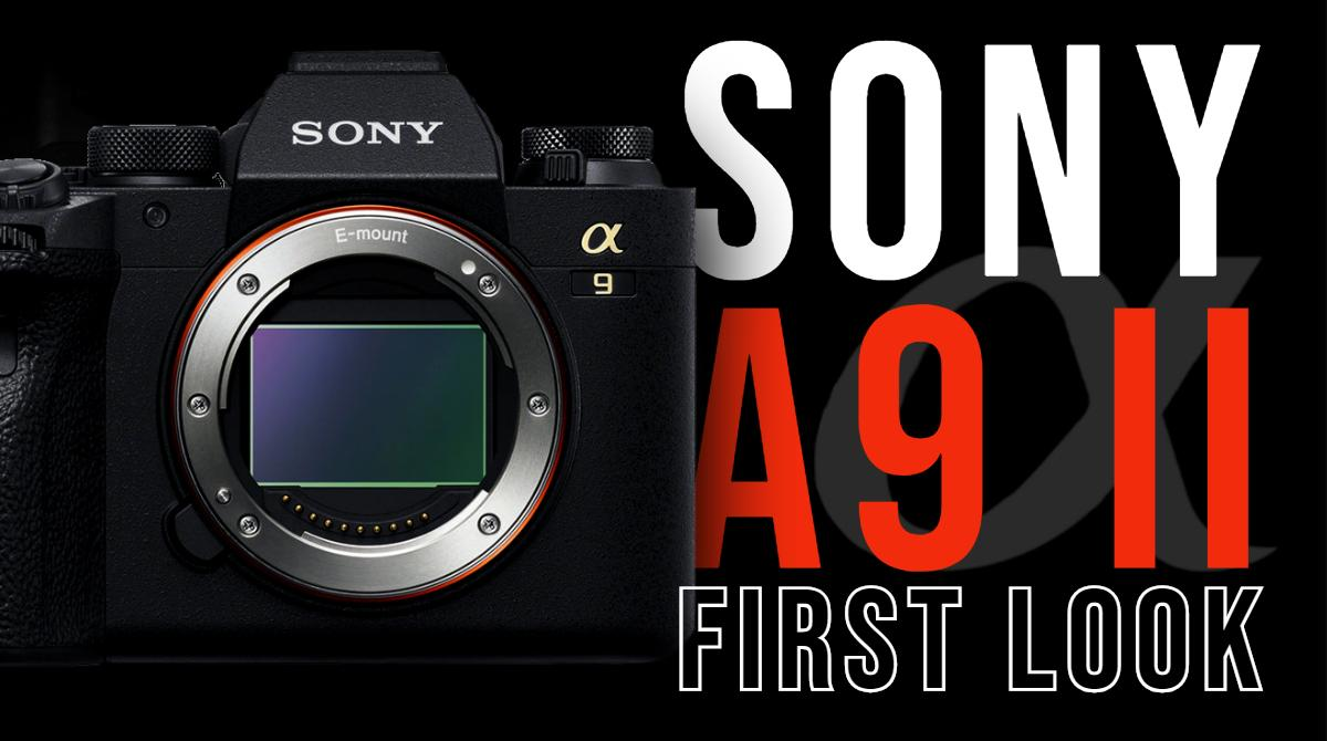 Sony a9 II: First Look, with Nick Didlick