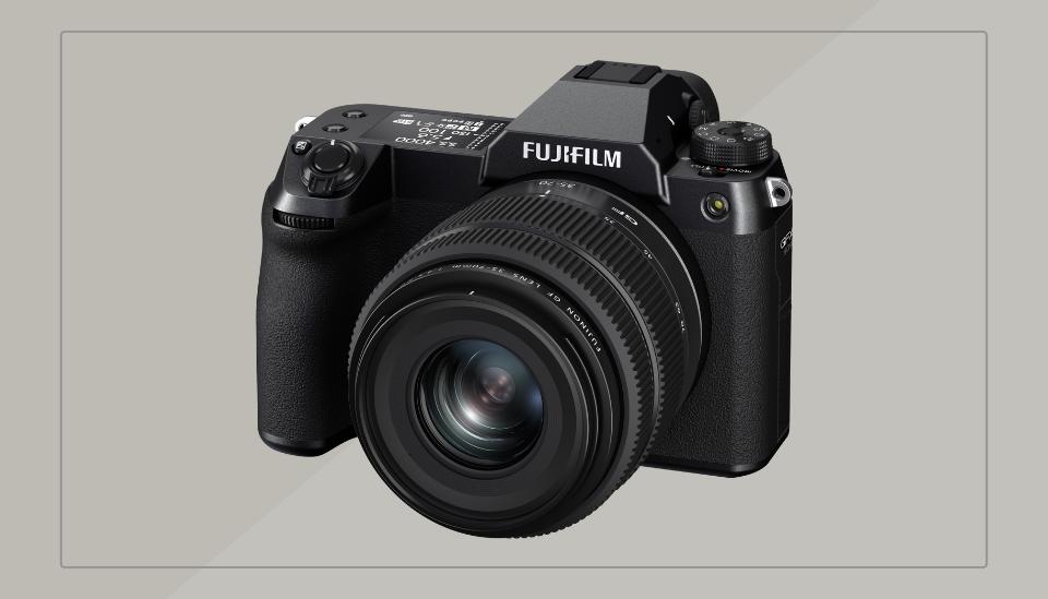 Fujifilm GFX 50S II with GF 35-70mm f/4.5-5.6 WR