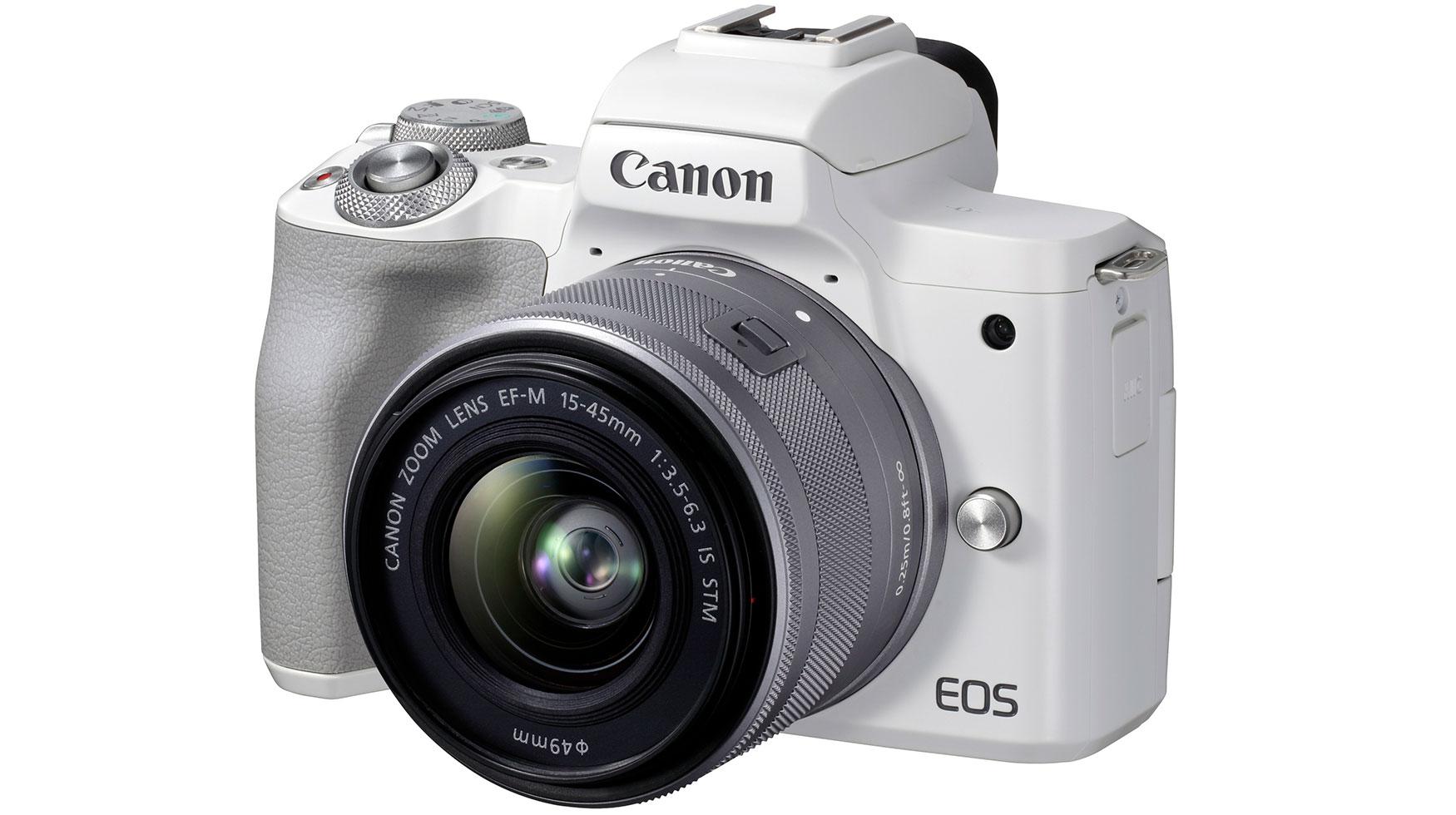 EOS M50 Mark II Mirrorless Digital Camera