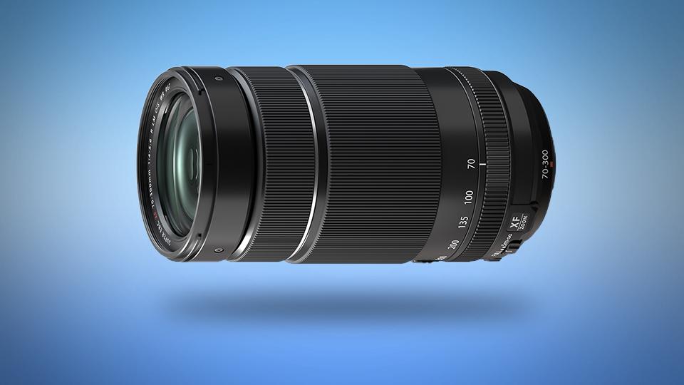 FUJIFILM XF 70-300mm f/4-5.6 R LM OIS WR Lens