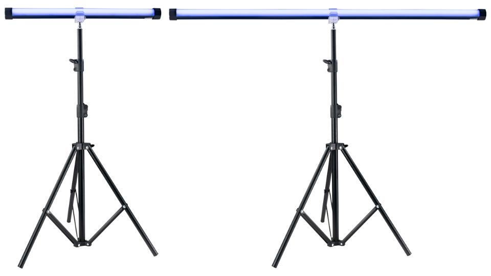 PavoTube II 15x (left) and 30x (right)