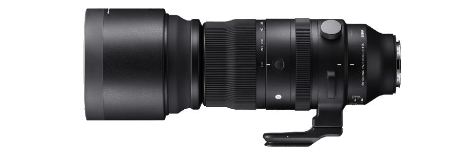 150-600mm f/5-6.3 DG DN OS Sports lens