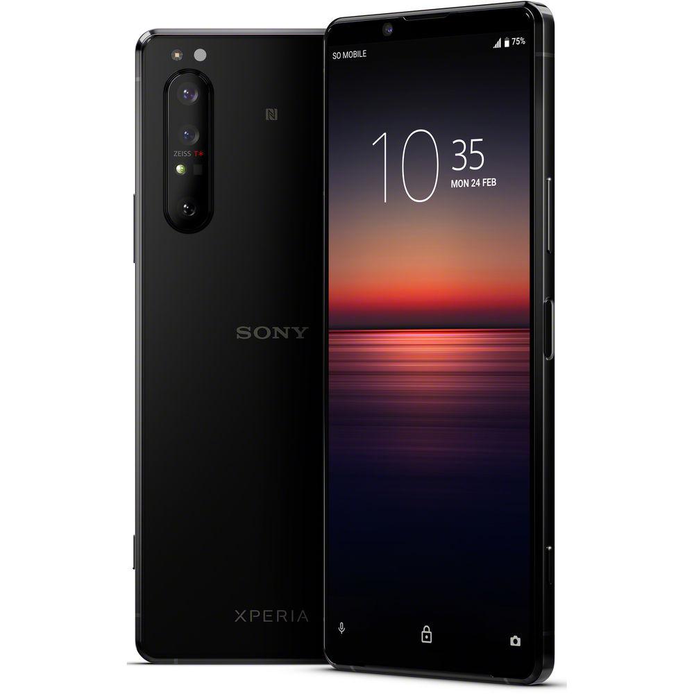 Sony Xperia 1 II Dual-SIM 256GB 5G Smartphone (Unlocked)