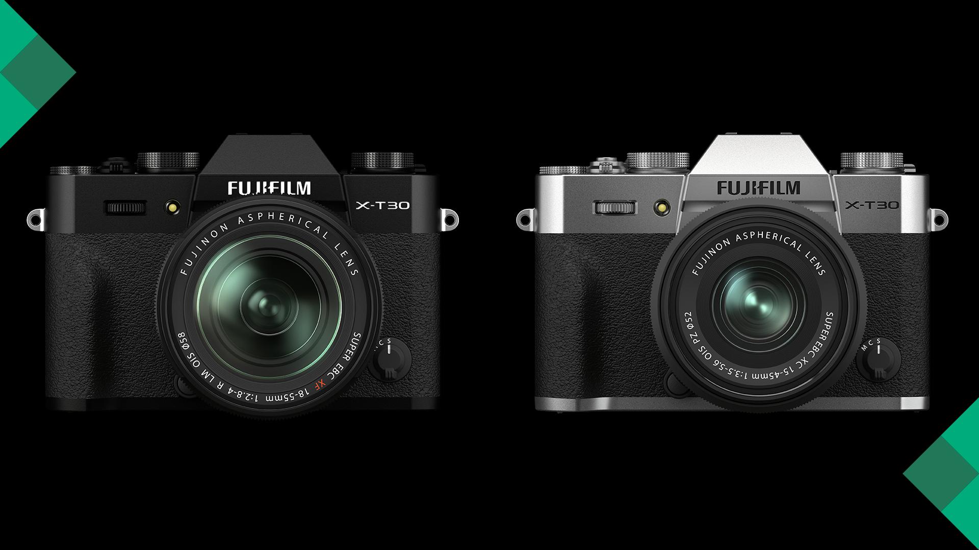 FUJIFILM X-T30 II Mirrorless Digital Camera