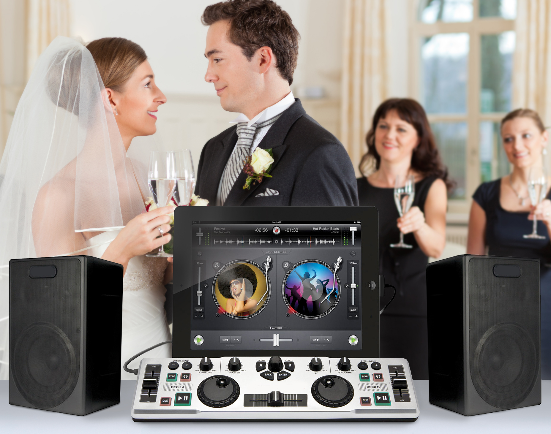 B&H Wedding Guide: Do-It-Yourself DJ Systems