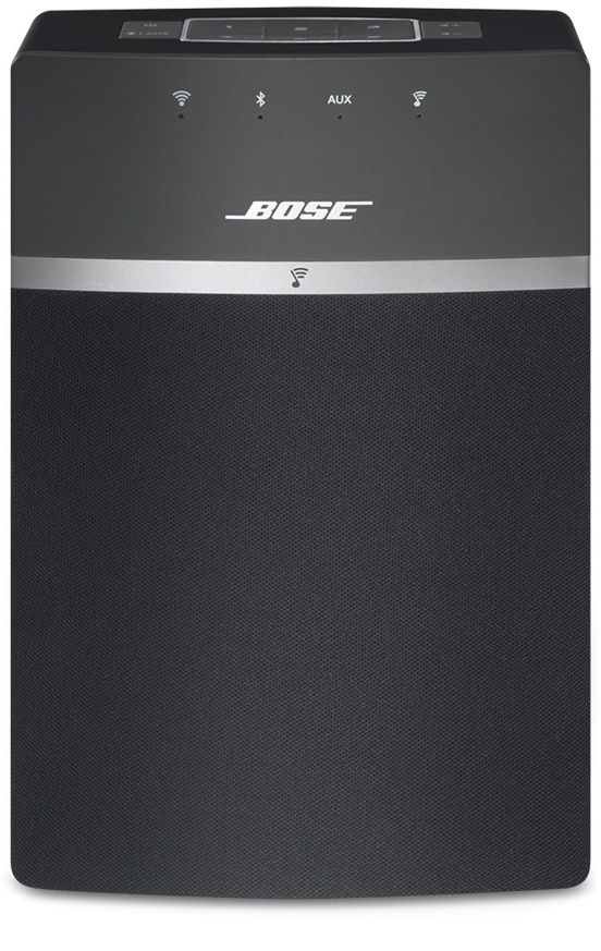 Stream Music in Any Room with the Bose® SoundTouch Wi-Fi Music ...