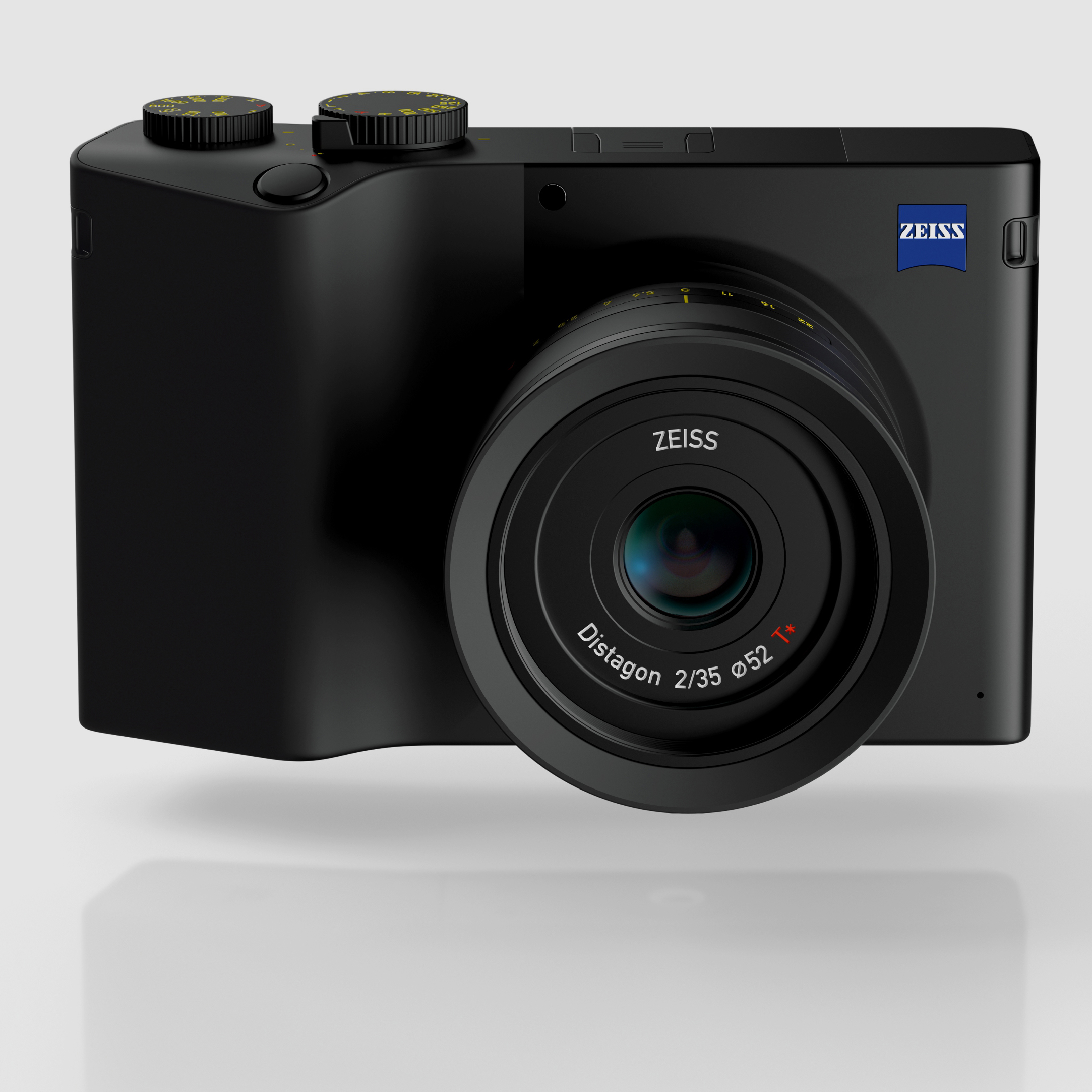 Zeiss Zx1 Digital Camera Bh Photo Video