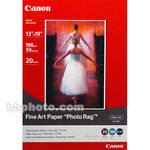 canon fine art paper photorag