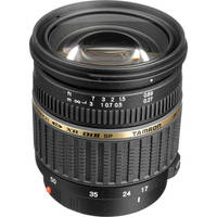Tamron Zoom Super Wide Angle SP AF 17-50mm f/2.8 XR Di II LD Aspherical [IF] Autofocus Lens