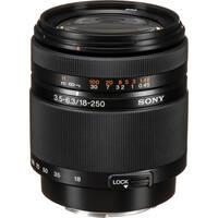 Sony SAL-18250 DT 18-250mm f/3.5-6.3 Autofocus Lens
