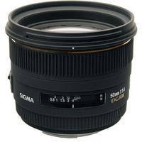 Sigma 50mm f/1.4 EX DG HSM Autofocus Lens