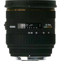 Sigma 24-70mm f/2.8 IF EX DG HSM Autofocus Lens for Canon EOS