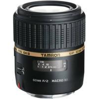 Tamron SP AF60mm f/2 DI II LD (IF) 1:1 Macro Lens For Nikon AF Digital SLR Cameras