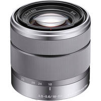 Sony E-Mount SEL 1855 18-55mm f/3.5-5.6 Zoom Lens