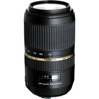 Tamron SP 70-300mm f/4-5.6 Di USD Lens