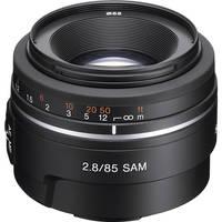 Sony 85mm f/2.8 SAM Mid-range Telephoto Lens