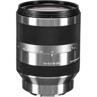 Sony E-Mount 18-200mm f/3.5-6.3 Zoom Lens for NEX Camera