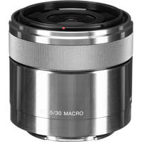 Sony E-Mount 30mm f/3.5 Macro Lens