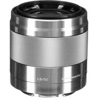 Sony E-Mount 50mm f/1.8 Telephoto Lens