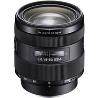 Sony 16-50mm f/2.8 Standard Zoom Lens