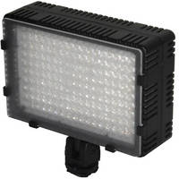 Bescor 180 W AA Powered On Camera LED Light