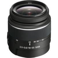 Sony 18-55mm f/3.5-5.6 DT AF Zoom Lens