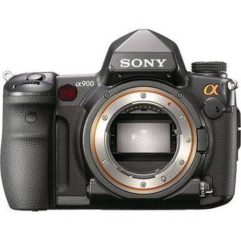 Sony a850 review.