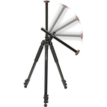 Oben AC-2320L 3-Section Aluminum Lateral Tripod