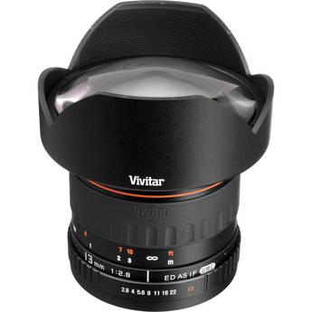 Vivitar Series 1 13mm Ultra Wide Aspherical Lens