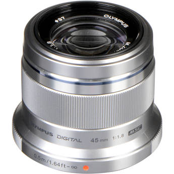 New Olympus 45mm f/1.8 review at Optyczne. A must have lens!