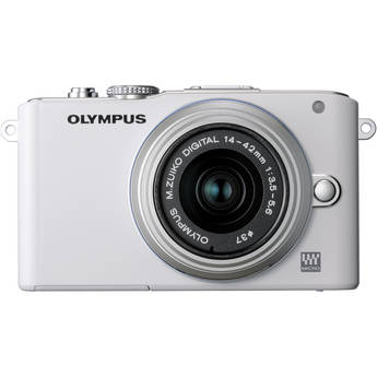 Olympus E-PL3 All Kits Now Available for Pre-Order at B&H Photo