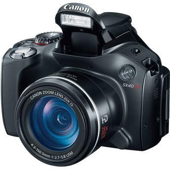 Canon PowerShot SX40 HS Digital Camera