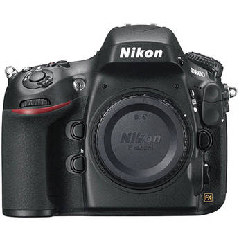 Nikon D800 SLR Digital Camera (Body Only)