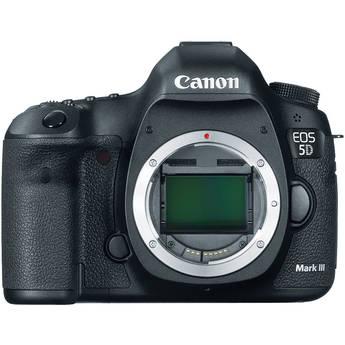 Canon EOS 5D Mark III Digital Camera (Body Only)