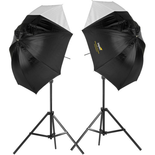 Impact Digital Flash Umbrella Mount Kit - B&H Strobist Style Solution
