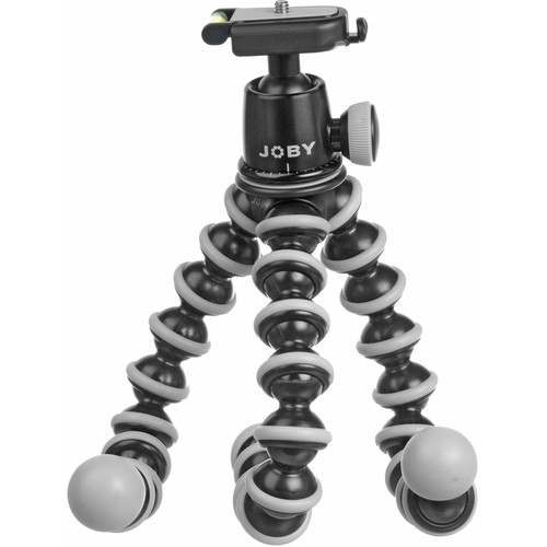 Joby Gorillapod SLR-Zoom Flexible Mini Tripod w/ BH1-01EN Ballhead
