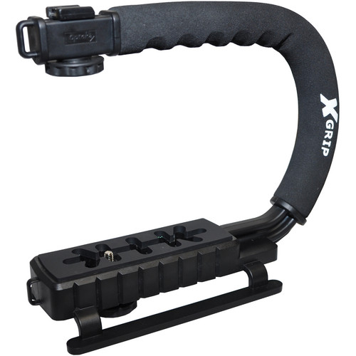 Opteka X-Grip Pro Video Stabilizing Handle (Black)