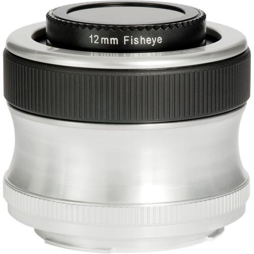 Lensbaby's Scout Mount W/Fisheye Lens for Sony Alpha
